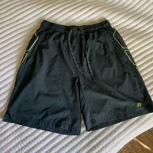 Men's work out shorts
